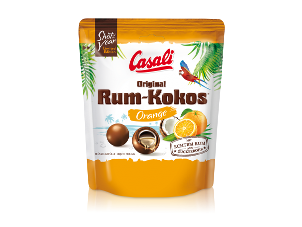 Teaser_Casali Shot of the year Rum-Kokos Orange
